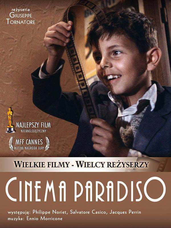 فیلم سینما پارادیزو زبان ایتالیایی