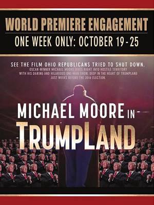 مایکل مور در سرزمین ترامپ