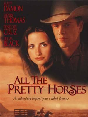 تمام اسب های زیبا