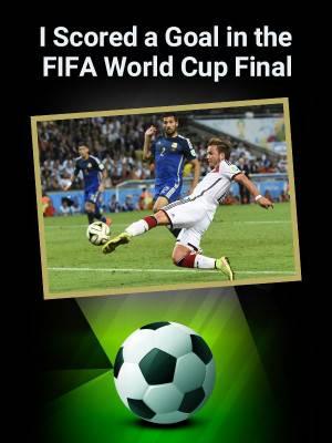 من در فینال جام جهانی گل زدم