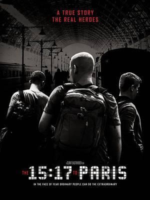 قطار ۱۵:۱۷ به مقصد پاریس
