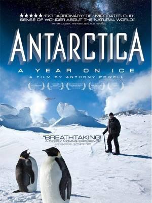 قطب جنوب : یک سال بر روی یخ