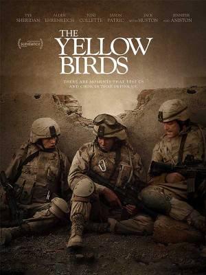 پرنده های زرد