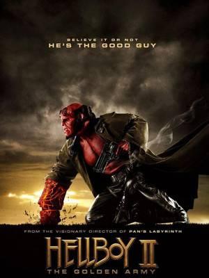 پسر جهنمی 2 : ارتش طلایی
