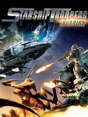 لشگریان سفینه فضایی : تهاجم