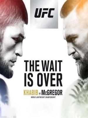 مسابقات یو اف سی : مبارزه حبیب و مک گرگور