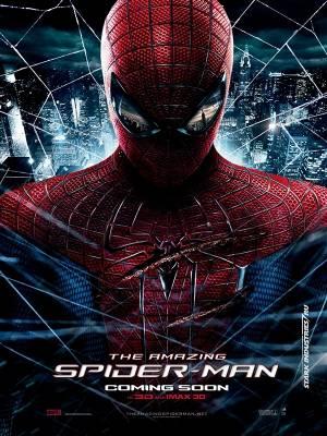 مرد عنکبوتی شگفت انگیز 2