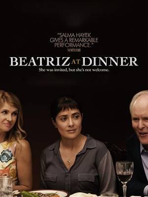 بیتریز در مهمانی شام