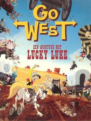 لوک خوش شانس : پیش به سوی غرب