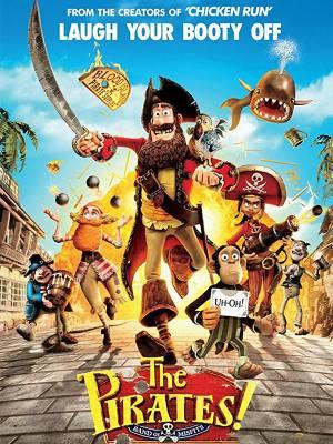 دزدان دریایی : گروهی از ناجورها