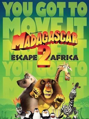 ماداگاسکار : فرار به آفریقا