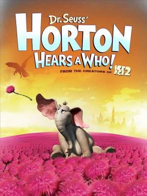 هورتون  صدایی می شنود
