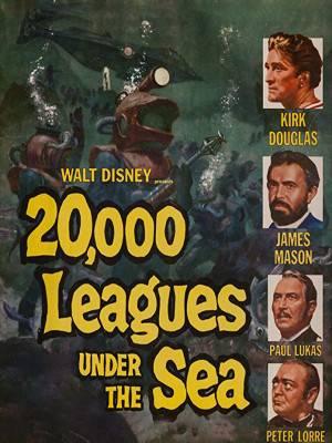 بیست هزار فرسنگ زیر دریا