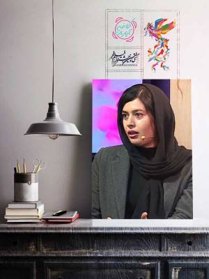 جشنواره فجر 97 :  ژیلا شاهی، یونا تدین و نیوشا علیپور