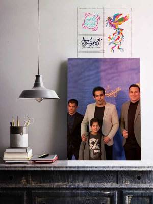 جشنواره فجر 97 : بازیگران نقش تختی در سنین مختلف
