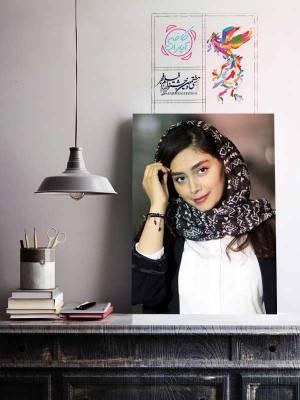 جشنواره فجر 97 :  تعریف و تمجید کیومرث پوراحمد از دیبا زاهدی