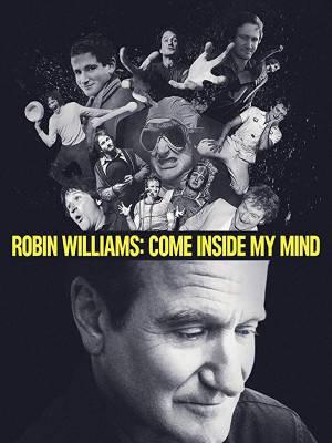 رابین ویلیامز : به درون ذهن من بیا