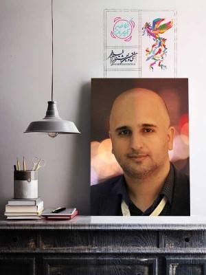 جشنواره فجر 97 : مسعود نجفی، مدیر روابط عمومی جشنواره فجر