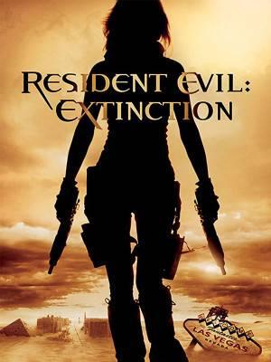 رزیدنت اویل : انقراض