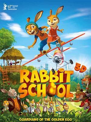 مدرسه خرگوش : محافظان تخم طلایی