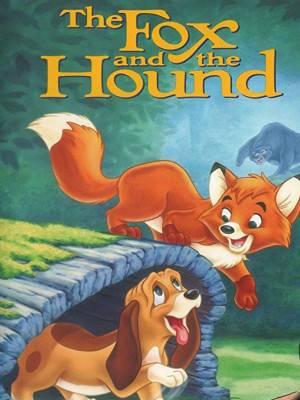 روباه و سگ شکارچی