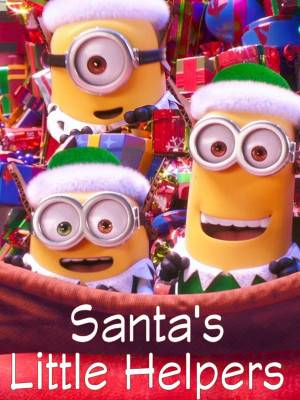 دستیاران کوچک بابانوئل
