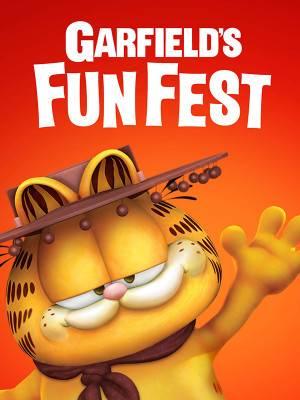 گارفیلد در جشنواره خنده