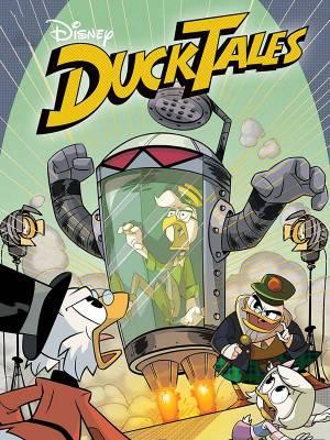 داستان اردک ها - فصل 1 قسمت 3 : تعقیب بزرگ دیم