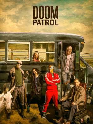 دووم پاترول - فصل 1 قسمت 9 : جین پاترول
