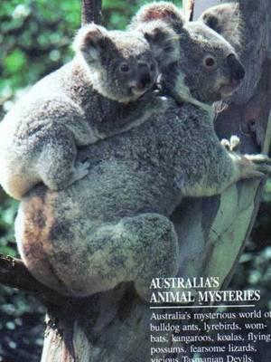 رازهای جانوران استرالیا