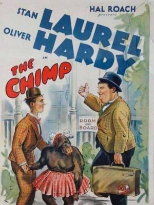 لورل و هاردی : شامپانزه