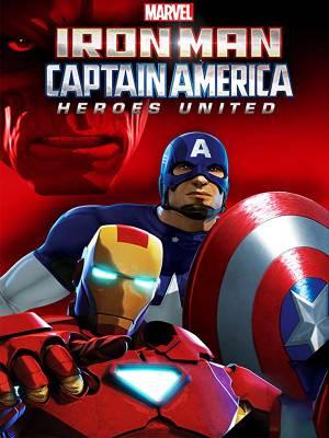 مرد آهنی و کاپیتان آمریکا