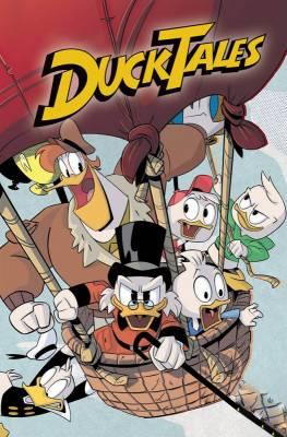 داستان اردک ها - فصل 1 قسمت 20 : دزدان دریایی آسمان... در آسمان