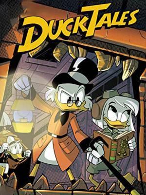 داستان اردک ها - فصل 1 قسمت 21 : رازهای قلعه مک داک