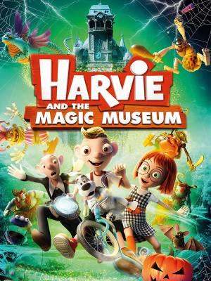 هاروی و موزه جادویی