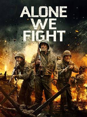 تنها می جنگیم