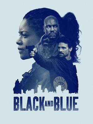 سیاه و آبی