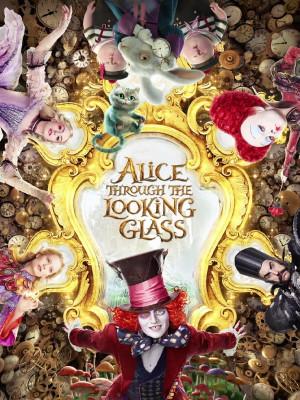 آلیس در آن سوی آینه