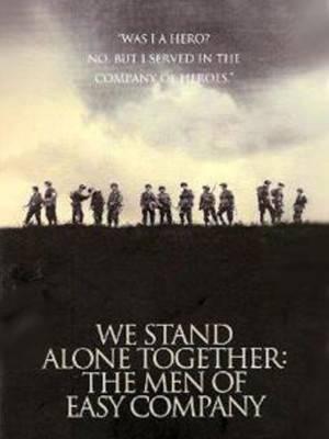 مستند جوخه برادران: در کنار یکدیگر می ایستیم