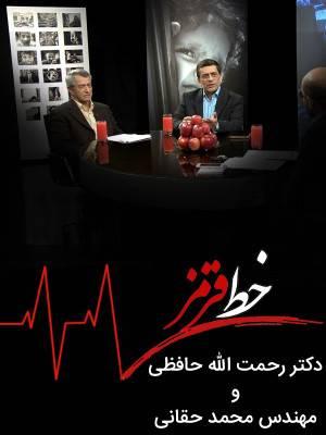 دکتر رحمت الله حافظی و مهندس محمد حقانی