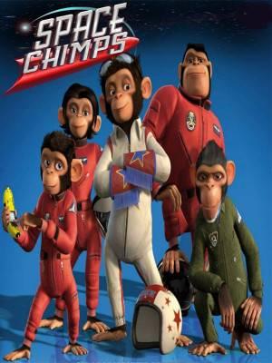 میمون های فضایی