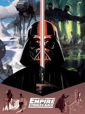 جنگ ستارگان - امپراطوری ضربه می زند