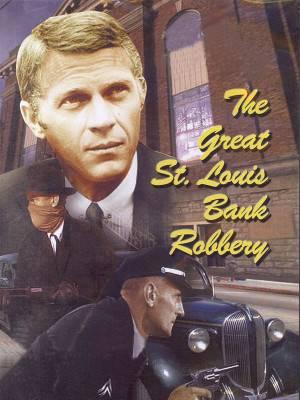 سرقت بزرگ بانک سنت لوییس