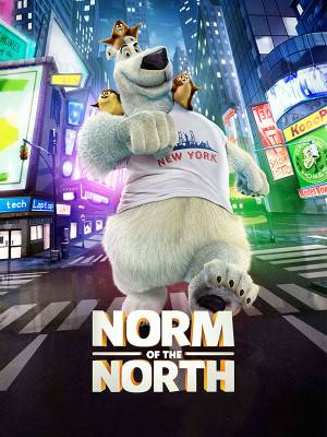 نورم از قطب شمال