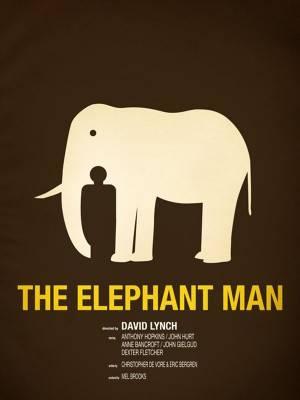 مرد فیل نما