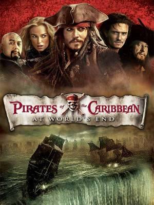 دزدان دریایی کارائیب ۳ - پایان جهان