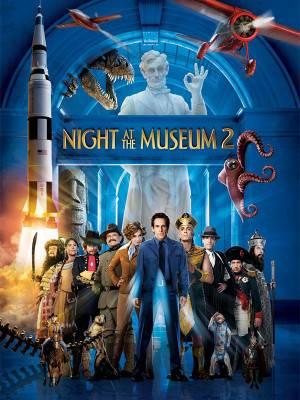 شب در موزه 2