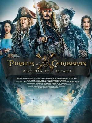دزدان دریایی کارائیب: مرده ها قصه نمیگویند