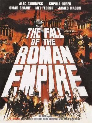 سقوط امپراطوری رم