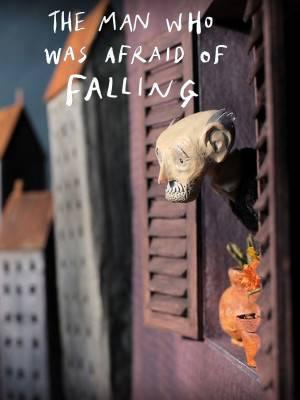 مردی که از افتادن می ترسید